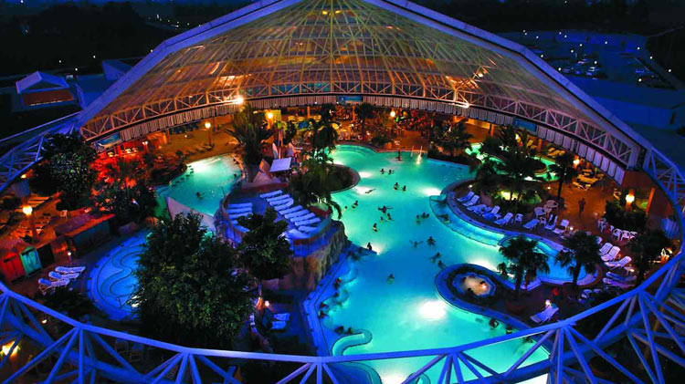 "Therme Erding - ""Water Works"""