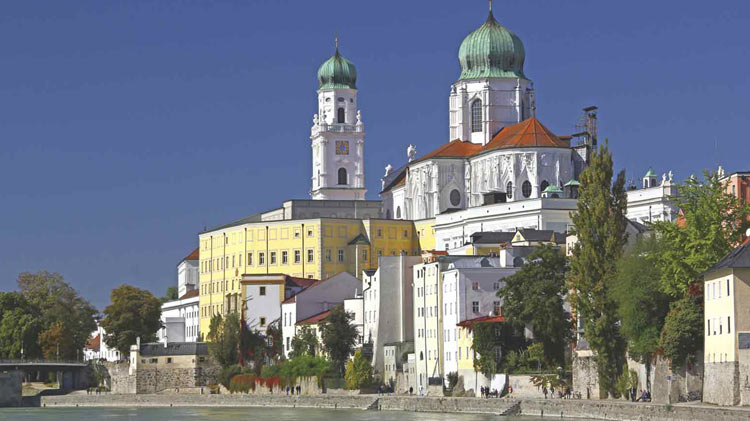 Passau Day Trip