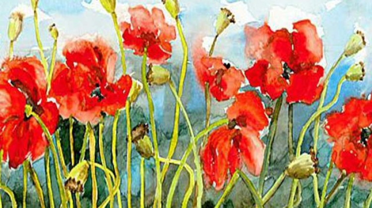 Watercolor Painting for Children