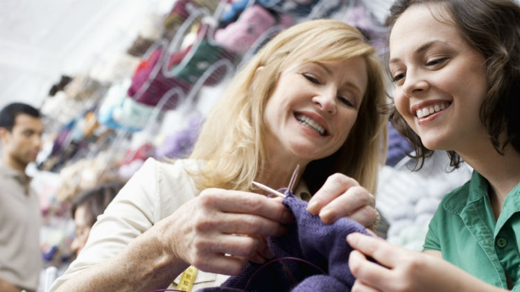 Knitting and Crocheting Classes