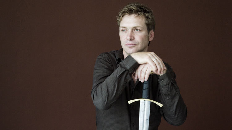 Author Oliver Poetzsch