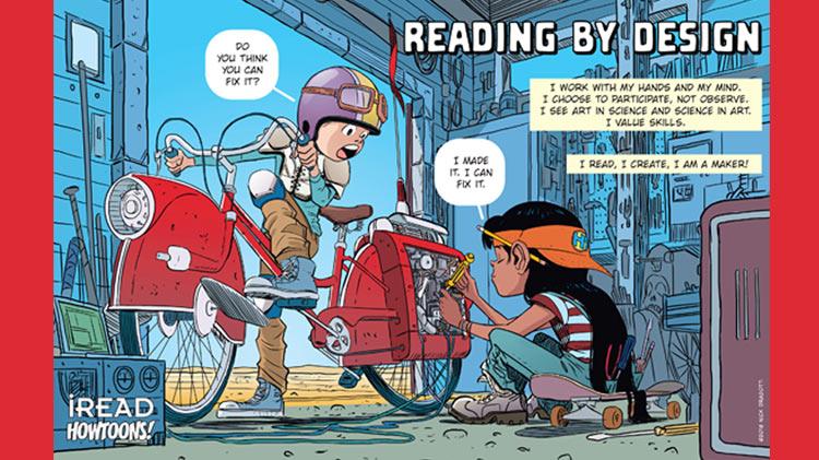 Summer Reading Program: Reading by Design