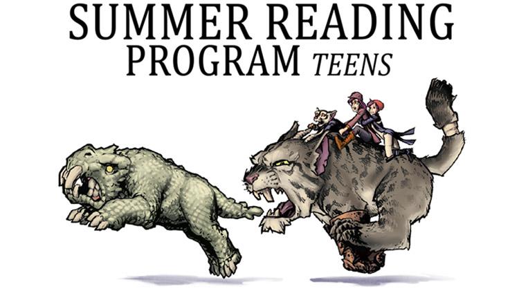 'Teen Read' grades 6+