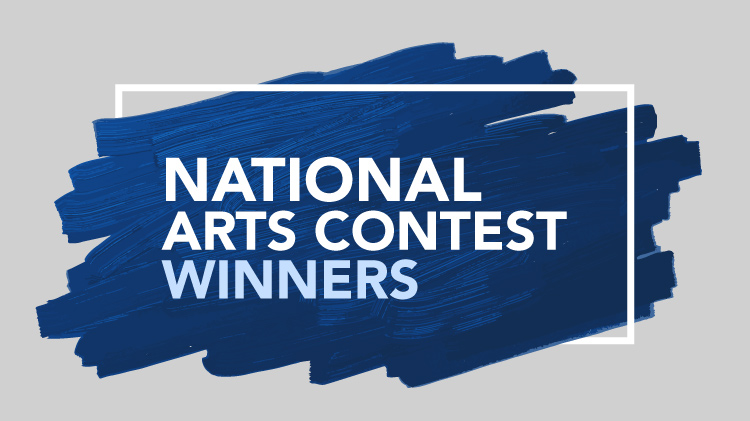 National Arts Contest Winners