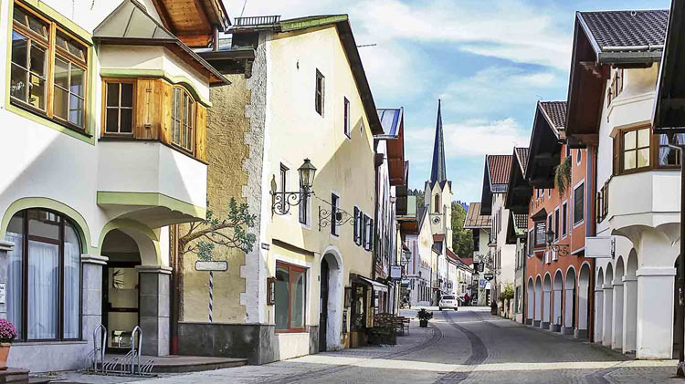 Garmisch Historic Walking Tour